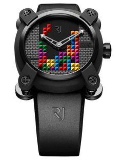 ROMAIN JEROME Tetris-DNA