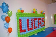 Lucas 2th Birthday | CatchMyParty.com