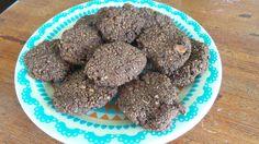 Vi essa receita de cookies em um post que a maravilhosa Bela Gil fez da merenda de sua filha. Achei incrivelmente fácil e resolvi testar. S...