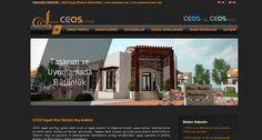 Ceos İnşaat web sitesi yayında http://www.ceosinsaat.com/