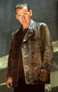"The Ninth Doctor, aka Cool Dad. I Ranking The ""Doctor Who"" Doctors By Someone Who Has Never Watched The Show"
