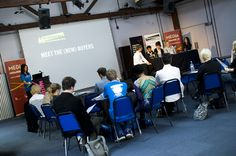 Reason #16: Encounters also attracts buyers and sales agents who could be interested in getting your film distributed.