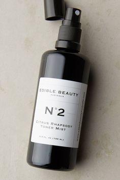 Slide View: 1: Edible Beauty No. 2 Citrus Rhapsody Radiance Tonique