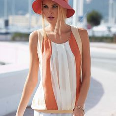 SIENNA Top  #impressionen #spring #fashion