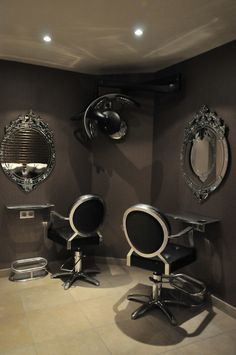 Salon de coiffure Why Not | Салон 2 | Pinterest | Salons and Salon ideas