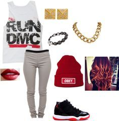 ghetto girls outfits - Google Search