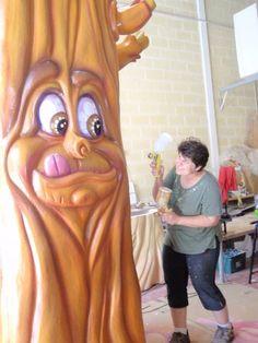 mi amigo árbol