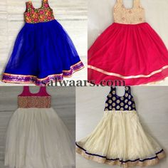 Simple Frocks Available For Sale - Indian Dresses