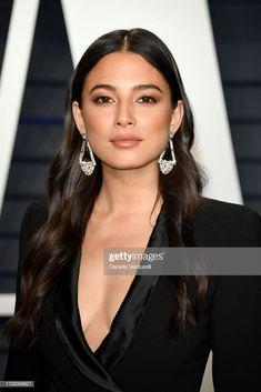 News Photo : Jessica Gomes attends 2019 Vanity Fair Oscar. Asian Wedding Makeup, Natural Wedding Makeup, Wedding Hair And Makeup, Bridal Makeup, Asian Makeup Natural, Asian Makeup Looks, Asian Beauty, Korean Makeup, Korean Skincare
