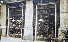 Botteghe storiche negozi e locali di Genova | Dear Miss Fletcher
