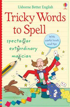 #spelling #words #usborne #childrensbooks #english #learning