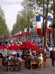 Cafe Umbrellas