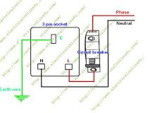 manual changeover switch wiring diagram for portable generator rh pinterest com