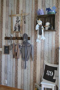 babykamer-mint-en-steigerhout | ideeën voor het huis | pinterest, Deco ideeën