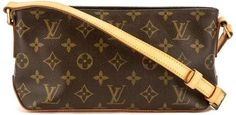 Louis Vuitton Monogram Canvas Trotteur Bag