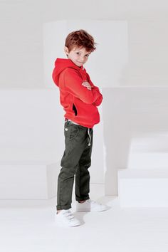 Jean Bourget Boys Trousers from Mini Ruby