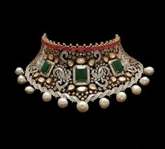 Indian Wonders: Sumptuous jewels that show the richness of an antique traditions - Anmol Jewellers