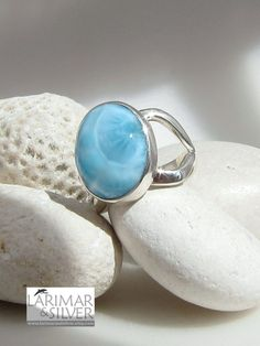 Larimar- Saw this in the jewelry shop there in the D.R.