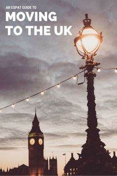 An expat guide to moving to the UK - It was because of Harry Potter that I dreamt of moving to the UK. I was about 15 when I started flirting with the idea of studying abroad. The potential discovery of a secret world of wizardry definitely encouraged my moving to England. It wasn't...