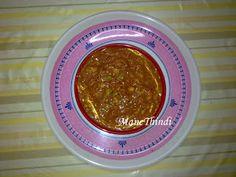 Pure Veg Recipes from ManeThindi!: HITKAVAREKALU SAMBAR