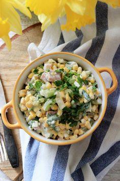 Szybka, smaczna i bardzo prosta do przygotowania sałatka zarówno na co dzień jak i na domową imprezę :) Sałatka brazylijska sprawdzi się ta...