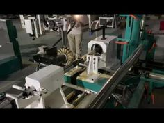 CNC Wood lathe. with automatic feeding and sanding function - YouTube Cnc Wood Lathe, Youtube, Youtubers, Youtube Movies