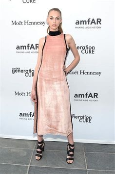 Yulia Rose Photos Photos - Yulia Rose attends the amfAR generationCure Solstice 2016 on June 2016 in New York City. Yulia Rose, Rose Photos, Pretty In Pink, Solstice 2016, 2016 Pictures, Girl Face, Image, Red Carpet, Beauty