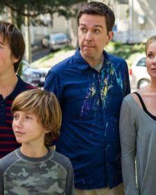 Krajem leta u bioskope stiže urnebesna komedija o jednoj porodici koja se otisnula na putovanje koje, pa sad, nije proteklo u potpunosti po planu!