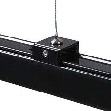 Aufhängung 3-Phasen-Schienensystem schwarz - 90059