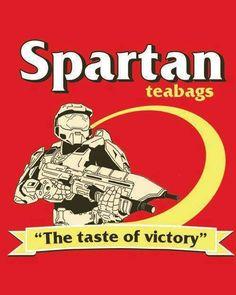 Spartan Teabags