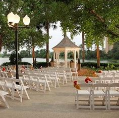 This Is The Outback Gazebo At Beautiful Buena Vista Palace It A Very Popular Wedding Venue Near Disney World In South Orlando