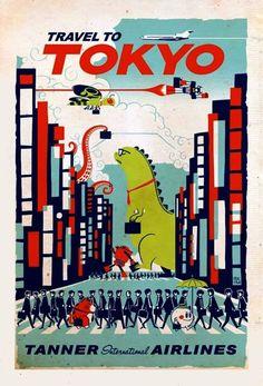 tokyo poster
