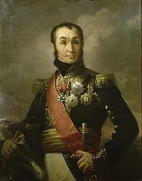 """==France== Nicolas Charles Oudinot, Oudinot was elected a member of the chamber of deputies, but had little time to devote to politics. He took a leading role in the war of 1805, commanding the famous division of """"grenadiers Oudinot,"""" made up of hand-picked troops and organized by him, with which he seized the Vienna bridges, received a wound at the Battle of Schöngrabern in Lower Austria against the Russians and delivered the decisive blow in the Battle of Austerlitz."""