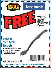 Print coupon for a FREE 17