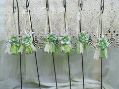 6 Lantern  Glass Jars  Perfect for  by BurlapandBlingStudio, $55.00