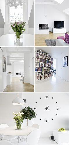 Via Trendenser | Scandinavian | White