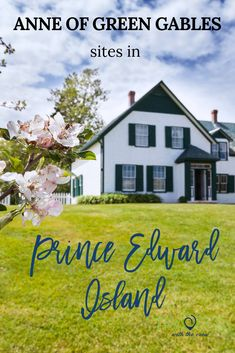 Are you an Anne of Green Gables fan? If so you need to visit Prince Edward Island and see the island that inspired LM Montgomery! Avonlea Village, Lm Montgomery, East Coast Road Trip, Visit Canada, All I Ever Wanted, Prince Edward Island, Adventure Is Out There, Canada Travel, Oh The Places You'll Go