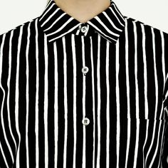 In 1953 Vuokko Eskolin-Nurmesniemi designed the Piccolo stripe, a free hand stripe made with a paintbrush. Couple of years later she designed the Piccolo shirt that has become one of the most cherished icons of Marimekko // #marimekko #marimekkoaw15 // One of our all time favorites! Marimekko, Textiles, Shirt Dress, Couples, Composition, Instagram Posts, Pattern, Mens Tops, Icons