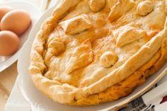 Memere Rousseau's Tourtiere (Meat Pie)