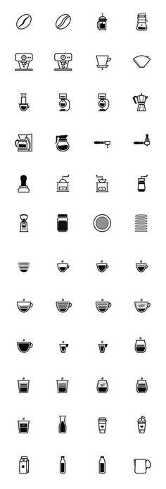 coffee logo SourceTree - Coffee Icon - Ideas of Coffee Icon - SourceTree Coffee Shop Branding, Coffee Shop Logo, Cafe Branding, Cafe Logo, Coffee Shop Design, Logo Design, Menu Design, Icon Design, Branding Design