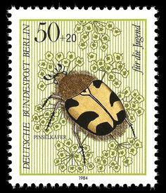 Germany stamp 1984