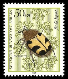 Germany stamp 1984