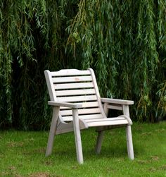 Anchor Fast Padstow Single Seat - Simply Wood