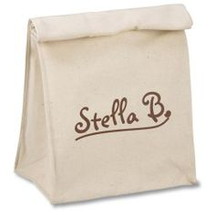 Cotton Canvas Lunch Bag (Item No. 103631) from only $1.85 ready to be imprinted by 4imprint Promotional Products