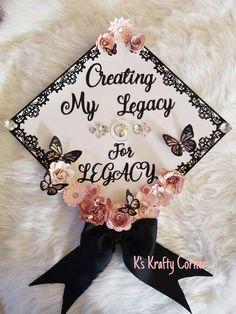 Graduation Cap Toppers, Graduation Cap Designs, Graduation Cap Decoration, Graduation Caps, Grad Cap, Graduation Ideas, Cap Decorations, Black Caps, Bad Teacher