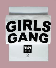 INDIPENDENT ONE GIRL BRAND: PIRATE PIŠKA | CHICKITA  GIRLS GANG Be A Nice Human, Successful Women, First Girl, Girl Gang, Girl Boss, Pirates, The Creator, Girls, Blog