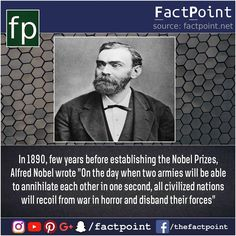"651 Likes, 2 Comments - Fact Point (@factpoint) on Instagram: ""Nobel words by nobel """
