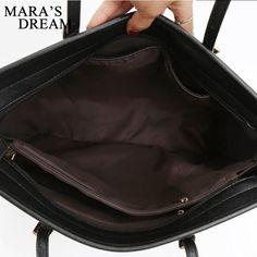 Black Shoulder Bag, Shoulder Purse, Leather Shoulder Bag, Satchel Handbags, Leather Handbags, Big Bags, Black Tote Bag, Luxury Handbags, Purses