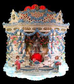 Wow! Victorian valentine...