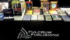 """We are in Milwaukee for the 74th Annual National Congress of American Indians Conference and Marketplace to debut """"The Great Vanishing Act: Blood Quantum and the Future of Native Nations""""! I brought a bunch of other books from Fulcrum too. Come say hi  #ncaiannual17"""